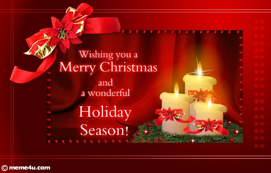 Merry christmas business cards oxynux a very merry christmas to everyone jj perodeau gunmaker m4hsunfo