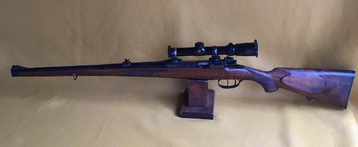 H. Ansorg  8x64S  Stutzen rifle