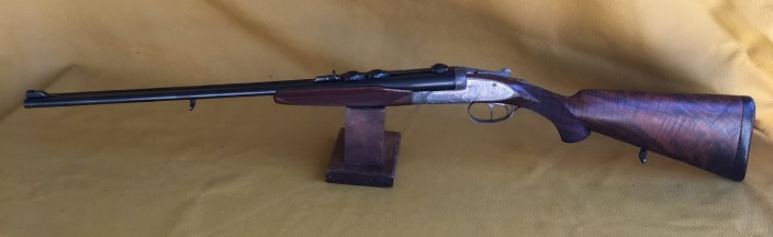 Francotte  9.3x74R  side lock, ejector