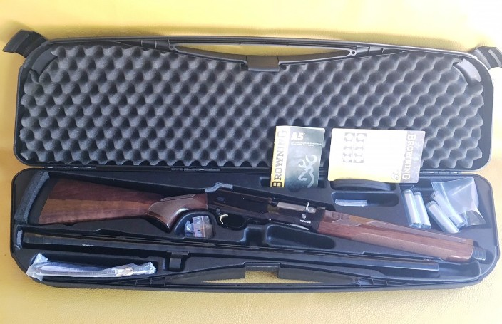 Browning A5 Hunter 12Ga 3 ½""