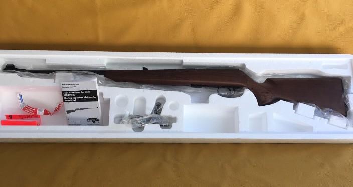 Anschutz 1416 DKL Luxus 22LR - New in box
