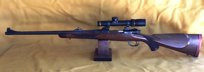 Gil Van Horn Mauser 98,  35 Whelen Improved