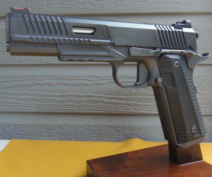 Nighthawk Agent 2 Pistol 45 ACP - Brand new
