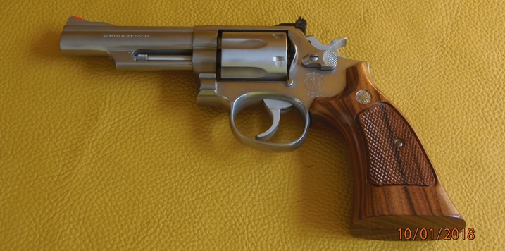 Smith&Wesson  Mod 66-3 357 Mag