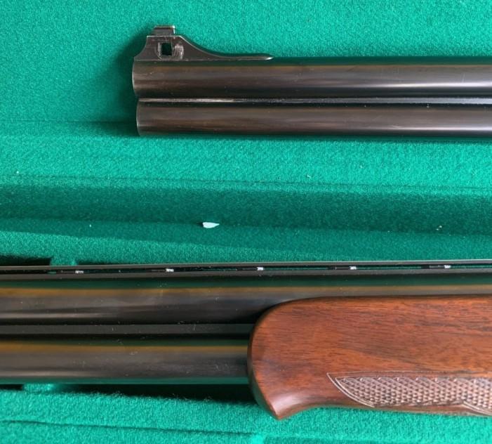 Chapuis O/U 12 Ga 2 barrel set , Shot and Slug