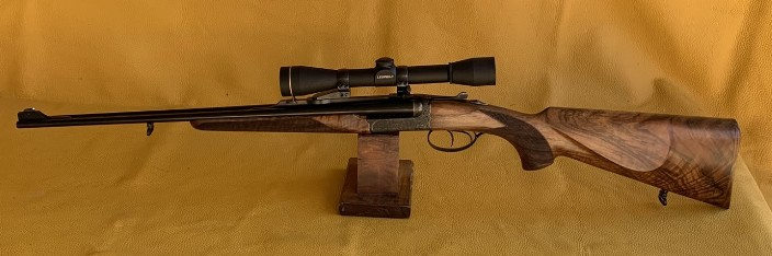 Chapuis Serie 3 22 Hornet double rifle