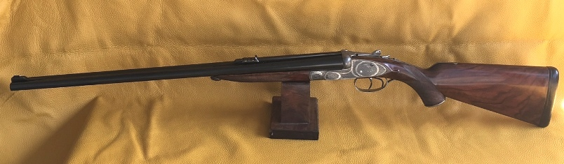 Marcel Thys  450NE  sidelock ejector, made in 1984