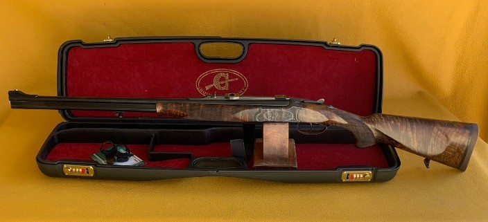 Chapuis C10 375 H&H belted magnum