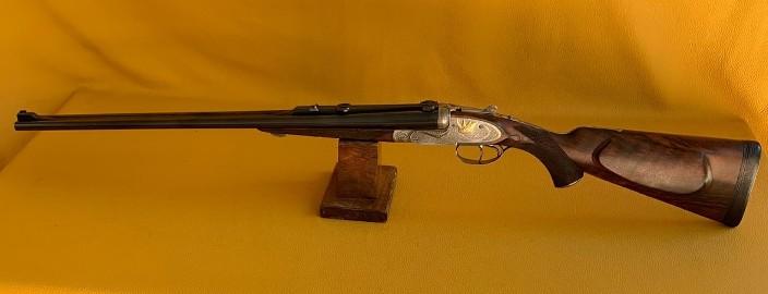 Francotte SLE 375 H&H Belted Magnum