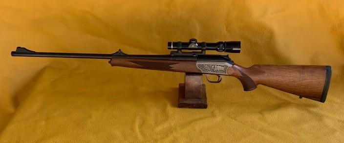 Blaser R93  375 H&H Mag